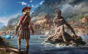 Assassins Creed: llegó el día, espartanos