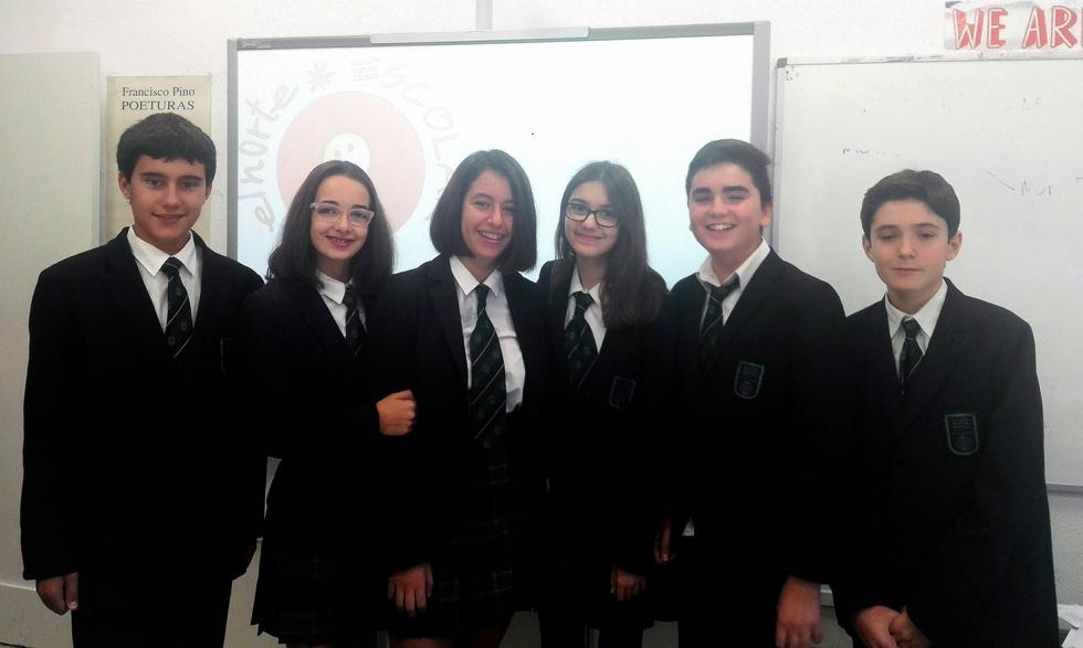«Argales news» se alza con el tercer premio semanal de El Norte escolar