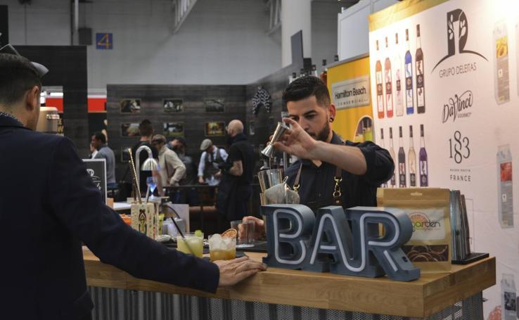 La Feria Internacional Cocktail Bar abre sus puertas en la Feria de Valladolid