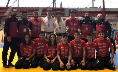 Marcos Mangas y Tasio García, medallas para el Doryoku en la Copa de España Júnior