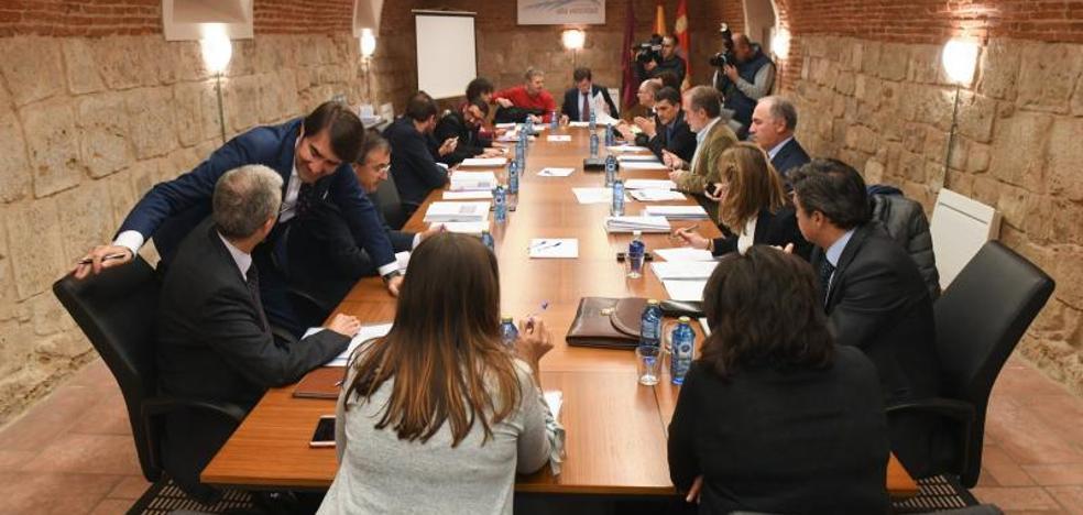 El alcalde de Valladolid descarta definitivamente el soterramiento del ferrocarril