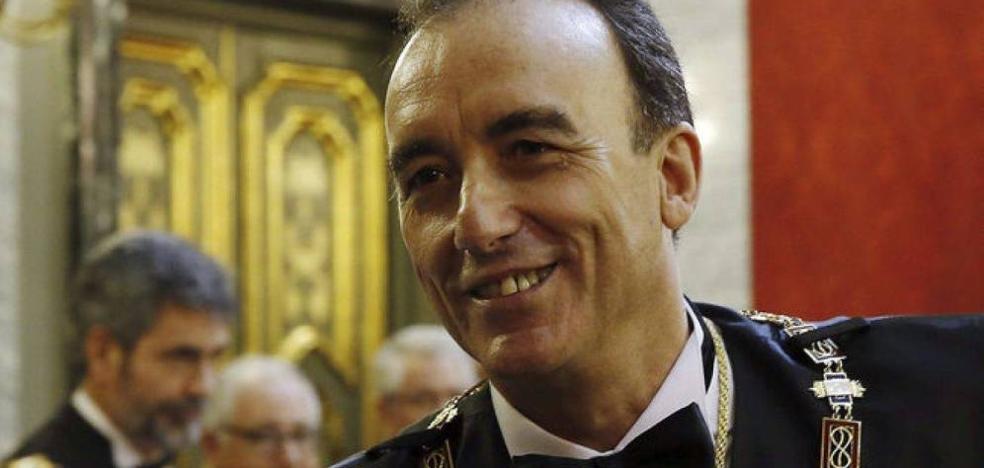 El responsable del juicio del 'procés' presidirá el Consejo General del Poder Judicial
