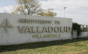 El aeropuerto de Valladolid gana un 10% de pasajeros hasta octubre