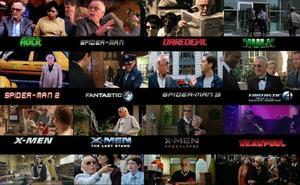 Todos los cameos de Stan Lee en las películas de Marvel