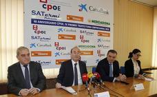 La CPOE concede a Conrado Merino el premio a la Trayectoria Empresarial