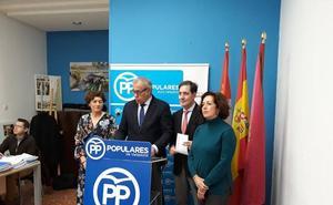 El PP reprocha a la Junta que no «haya puesto más carne en el asador» con el soterramiento
