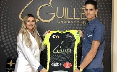 Ibéricos Guillén seguirá como patrocinador de la Escuela de ciclismo de Béjar