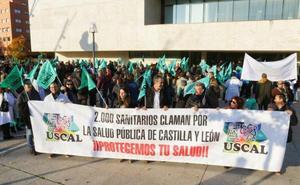 La huelga de dos mil sanitarios frenará la producción de los 115 mataderos de la región