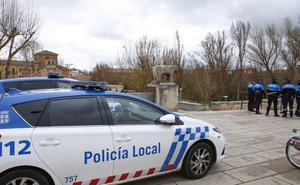 Detenido en Salamanca por entrar en la vivienda de su expareja para llevarse al hijo de ambos