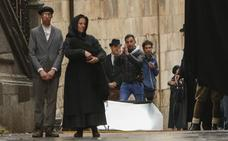 Salamanca se consolida como gran plató monumental con los 50 rodajes de este año