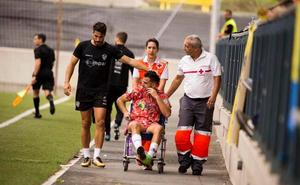 Alarma en el CD Guijuelo con las posibles lesiones graves de rodilla