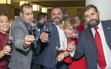 Madrid se tieñe con el color de los vinos de la tinta de Toro