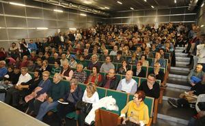 La asociación de la Memoria Histórica exhumará en primavera tres fosas en Palencia