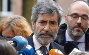 Lesmes firmó otro convenio con Cunef para hacer prácticas en los juzgados