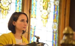 Pilar Vicente espera que los vecinos «castiguen electoralmente» a Puente por haber «engañado» con el soterramiento
