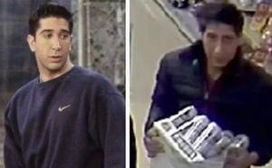 La policía británica busca a un hombre idéntico a Ross de 'Friends'