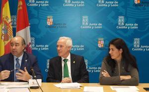 26 máquinas quitanieves vigilarán las carreteras de Palencia este invierno