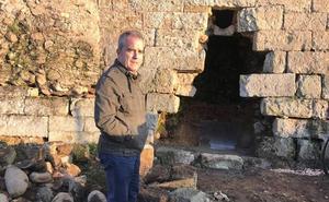El Ayuntamiento de Ciudad Rodrigo da continuidad a las obras en piedra, ahora en la muralla