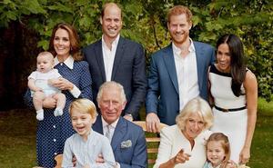 Carlos de Inglaterra cumple 70 años rodeado de su familia