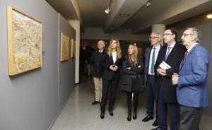La Fundación Díaz-Caneja de Palencia reordena la colección del pintor