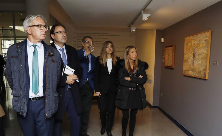 La Fundación Díaz Caneja renueva su exposición permanente