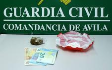 Desmantelado un punto de venta de droga en la localidad abulense de Arenas de San Pedro