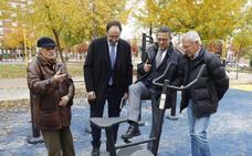 El Ayuntamiento de Palencia gastará este año 800.000 euros en mejoras en los parques