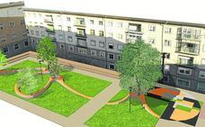 Proyectan la remodelación de un segundo patio en San José como espacio de convivencia