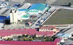 Tabuenca utilizará la parcela del silo de Cuéllar para una futura ampliación