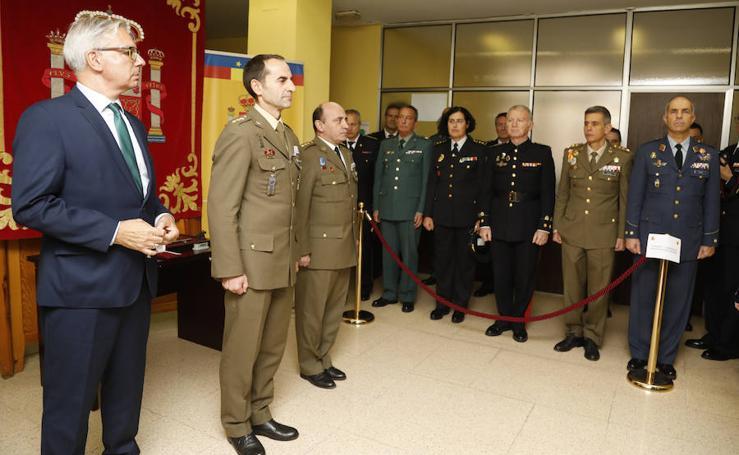 Día de la Subdelegación de Defensa en Palencia