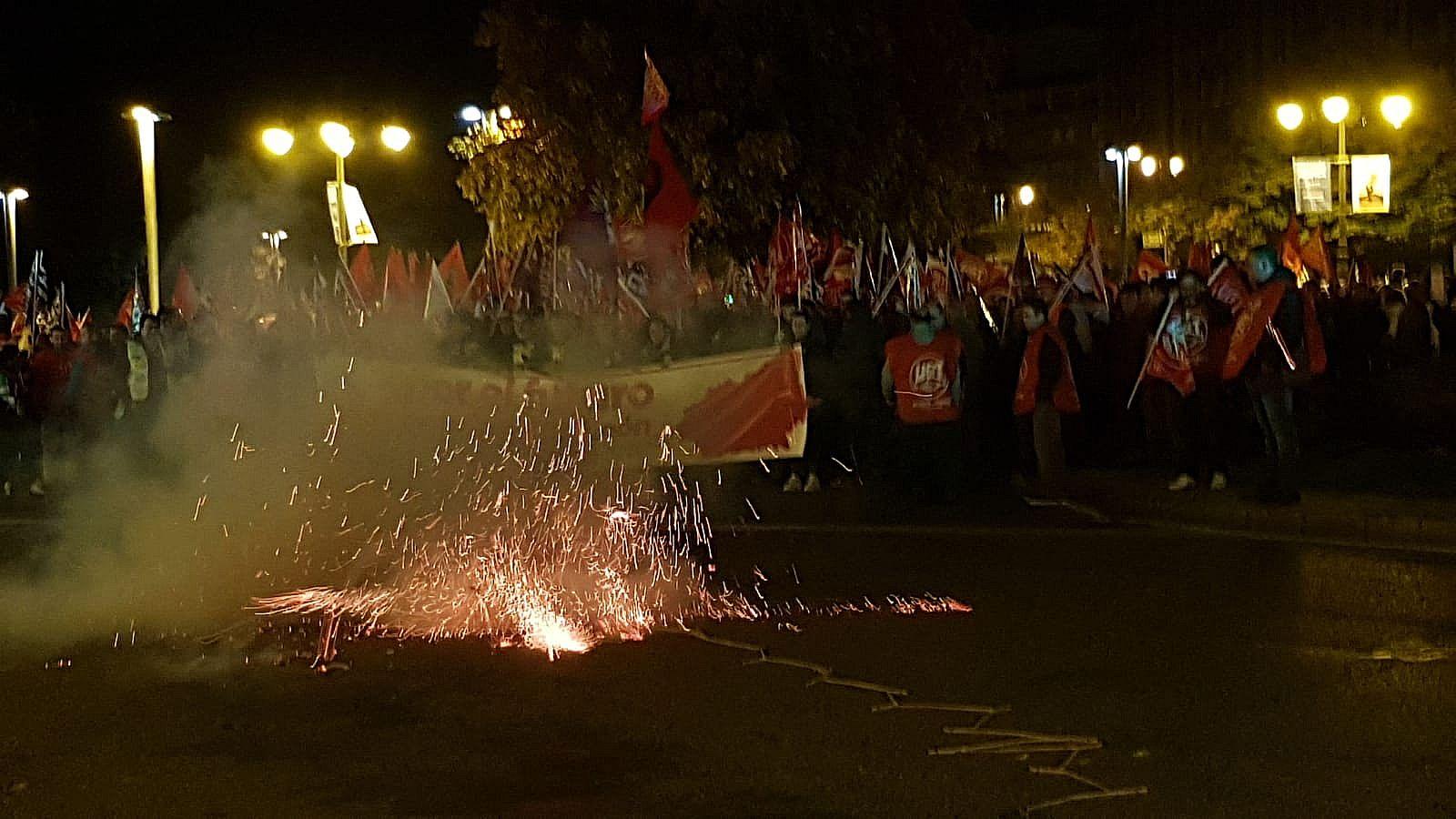 «Esto es un punto de inflexión, León está en una emergencia», aseguran los manifestantes