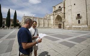 Palencia es la provincia de España en la que menos turistas se alojan