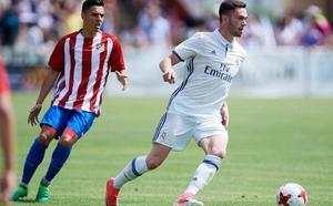 El palentino Manu Hernando renueva con el Real Madrid