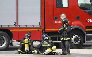 Bomberos de la Diputación de Valladolid reclaman poder acudir a accidentes fuera de la provincia