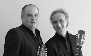 El guitarrista Juan Ramón Arceo y el Dúo Real, en el III Ciclo de Música de Cámara de Arroyo