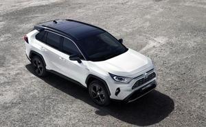 Toyota RAV4 hybrid, desde 35.100 euros