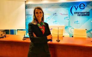 Ángela de Miguel, reelegida presidenta de los empresarios de Valladolid