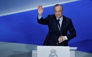 La comisión que investiga las cuentas del PP citará a Florentino Pérez en diciembre