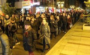 León exige en la calle poner fin al olvido y a la falta de oportunidades