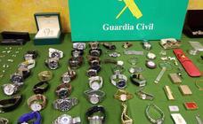 Operación en Segovia contra las Lanzas Internacionales