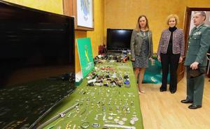 Golpe en Segovia a los Lanzas Internacionales, el grupo más activo en robo de viviendas