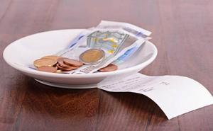 Detenido por el robar 600 euros en bebidas y dinero en metálico en un bar de Boecillo