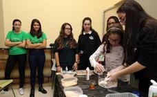 Semana de la Ciencia en el IES Mariano Quintanilla