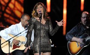 La cantante Merche actuará en Palencia contra la violencia de género