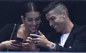 Ronaldo se casa con Georgina