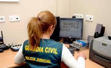 Golpe a una red de pornografía infantil internacional que operaba en Salamanca