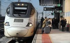 Muere un hombre arrollado por el tren en Medina del Campo