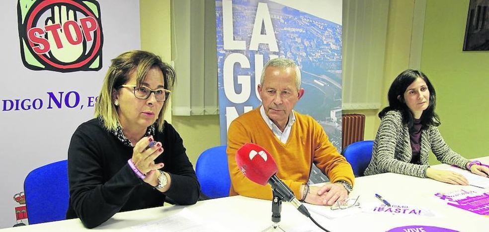 Laguna se vuelca en la lucha contra la violencia de género