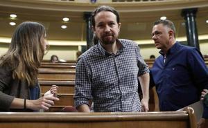 Iglesias cree que las elecciones generales podrían ser antes de las municipales