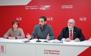 El PSOE de Palencia cree que el presupuesto de la Diputación agravará la despoblación y el paro
